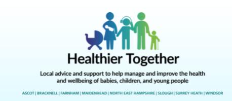 Healthier Together Frimley